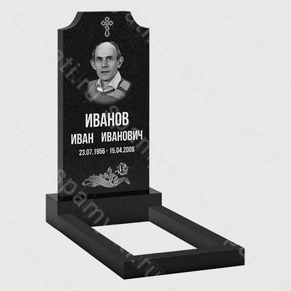 Памятник на могилу P-103 на заказ в Ставрополе
