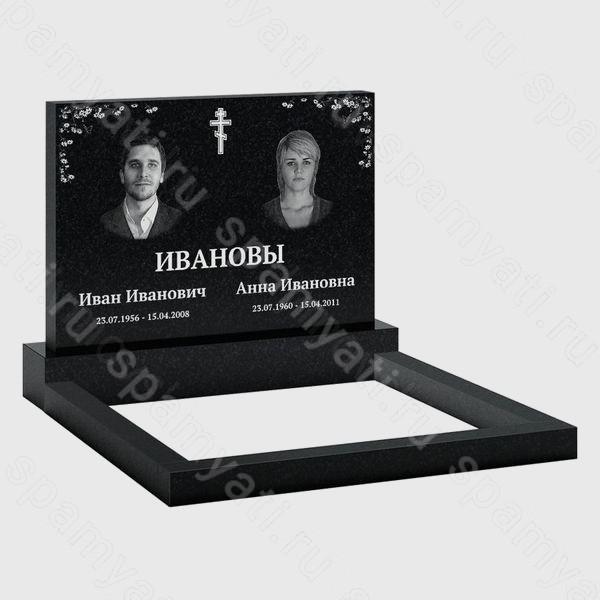 Памятник на могилу H-100 на заказ в Ставрополе