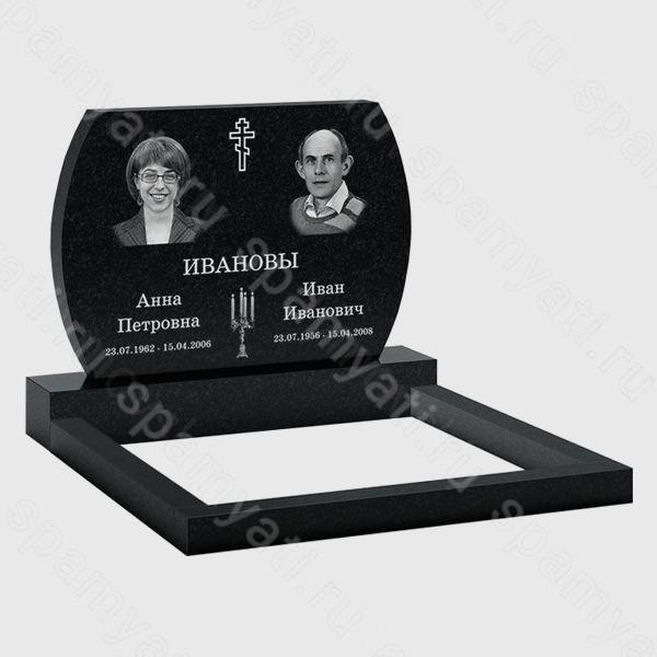 Памятник на могилу H-105 на заказ в Ставрополе